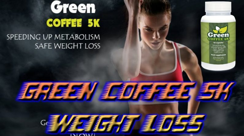 Green Coffee 5K Weight Loss,  best weight loss product from gnc