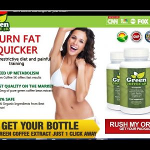 Health.Effective Weight Loss Product - Green Coffee 5K
