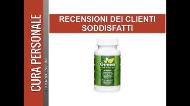 Recensione Green Coffee 5K Perdita di peso..