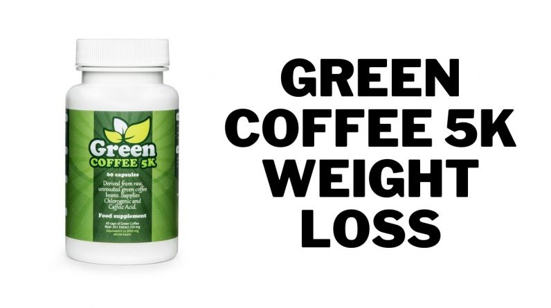 What is green coffee